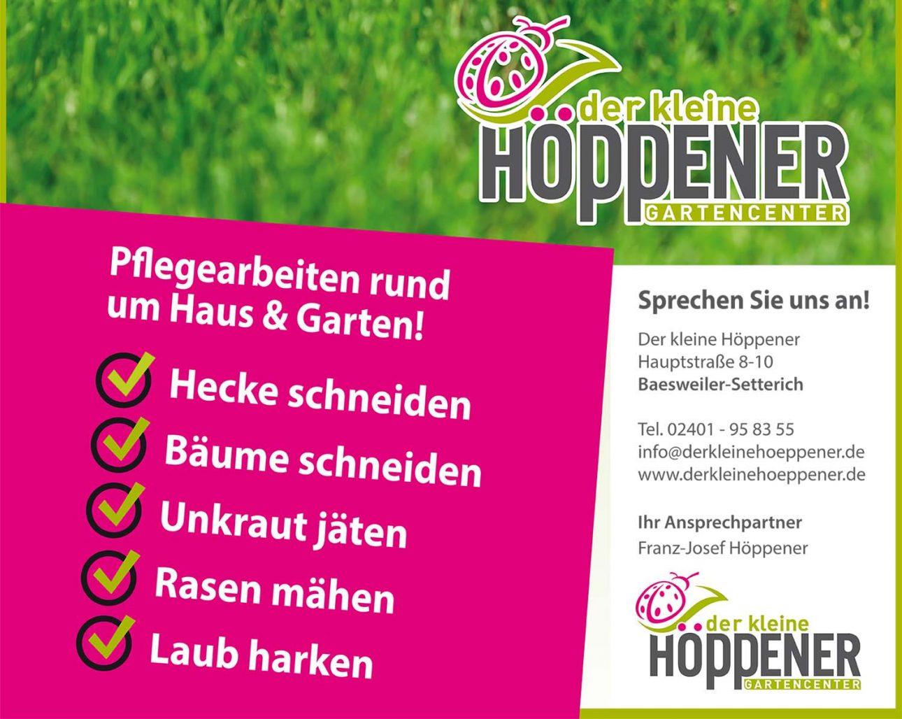 Gartenpflege Baesweiler